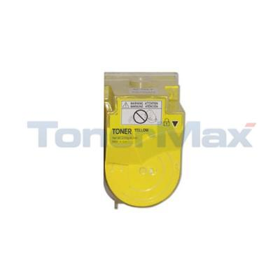 IMAGISTICS CM3520 3525 TONER YELLOW